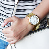 M&H Classic Metallic Watches