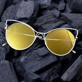 Women's Cat Frame Sunglasses