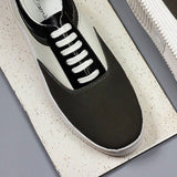 Couch Potato Sneakers With contrast collar
