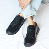 Perforated PU Men's Sneakers
