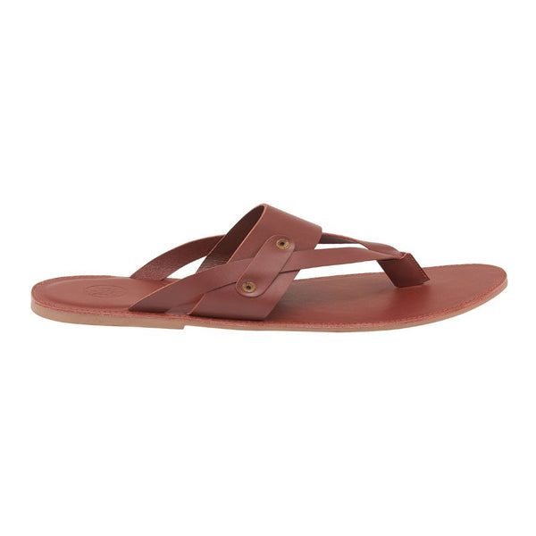 Milan Tan Men's Sandals