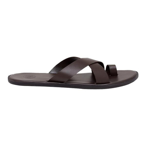 Tuscany Matt Brown Men's Sandals