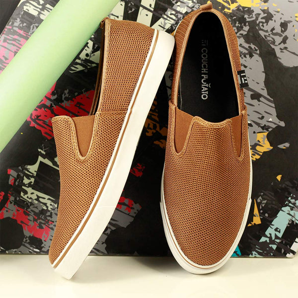 Men's Mesh Slip-on Shoes