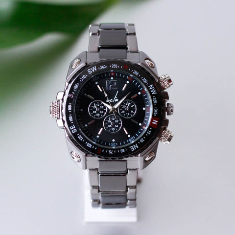 Seryna Men's Analogue Watch