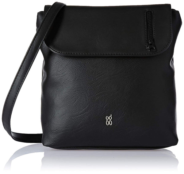 Baggit Women's Shoulder Bag (Black)
