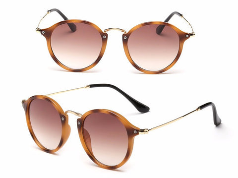 Octa Fashion Sunglasses: Retro Round