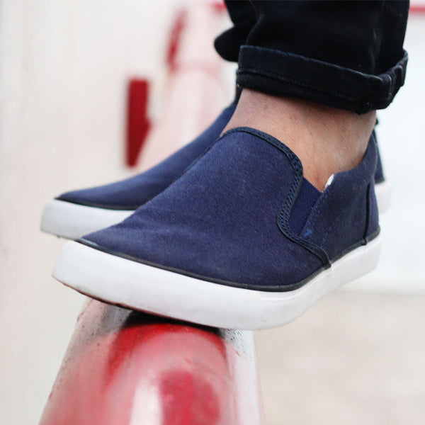 Funky Casual Slip On Sneaker