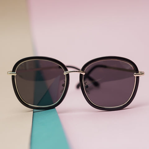 Sleek Temple Sunglasses