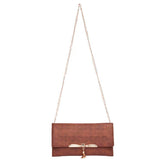 Envie Brown Coloured Sling Bag for Women