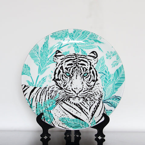 Tiger Green Wall Pate (Small)