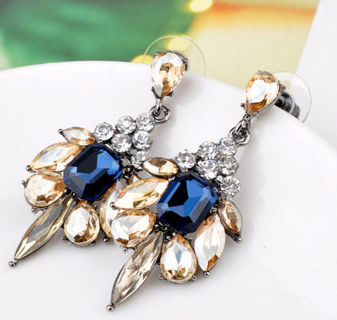 Chica Fashion Jewellery By Fizz : Blue Gemstone Jewellery