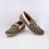 Casual Brown Slip-ons for Men