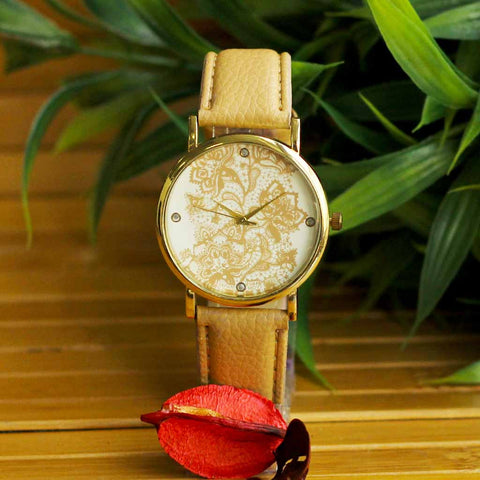 Floral Dial Collection