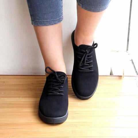 Fashion Sneakers : Pretty in Suede