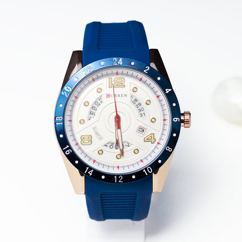 Religo Date Analog Watch