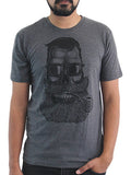 Men's Printed Tees By Fizz: Cigar Baba
