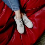 Fashion Sneakers For Women : Pretty in Suede