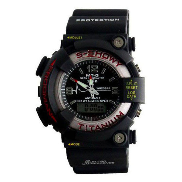 S-Showy Sports Watch