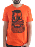 Men's Printed Tees: Cigar Baba