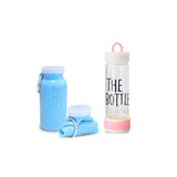 Mini Gripper and AquaTwist Collapsible Bottle