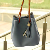 High Street Bucket Casual Tote Bag