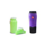 Fizz Combo Offer:: Gripper and AquaTwist Collapsible Bottle