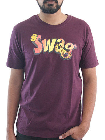 Men's Printed Tees: Swag Design