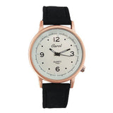 Analog Rainbow Dial Watch for Women