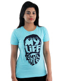 Women's Printed Tees: My Life My Rules