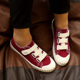 Strapped Fashion Sneaker For Women
