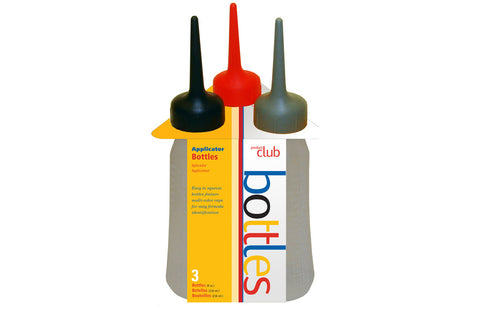 PC Applicator Bottles 3er Set