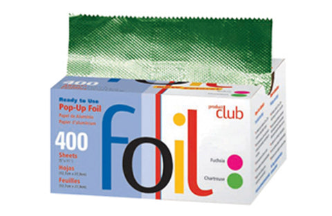 FOLIEN POP-UP GRÜN<br>Ready to use 12.7cm x 27.9cm