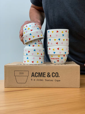 ACME x WAC Cupping Bowl