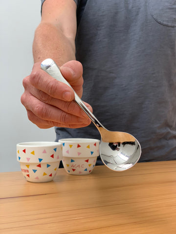 2018 W.A.C Cupping Spoon