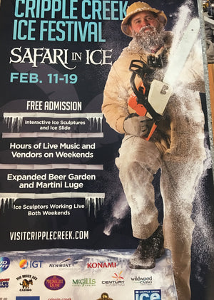 Cripple Creek Ice Fest - Week 1