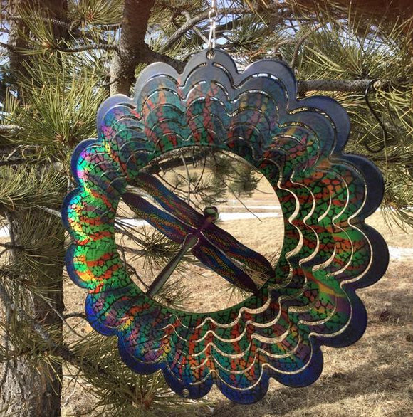 11 Inch Wind Spinners