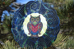 Owl Be Colorful