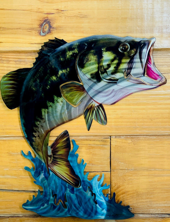 Walleye Wall Art