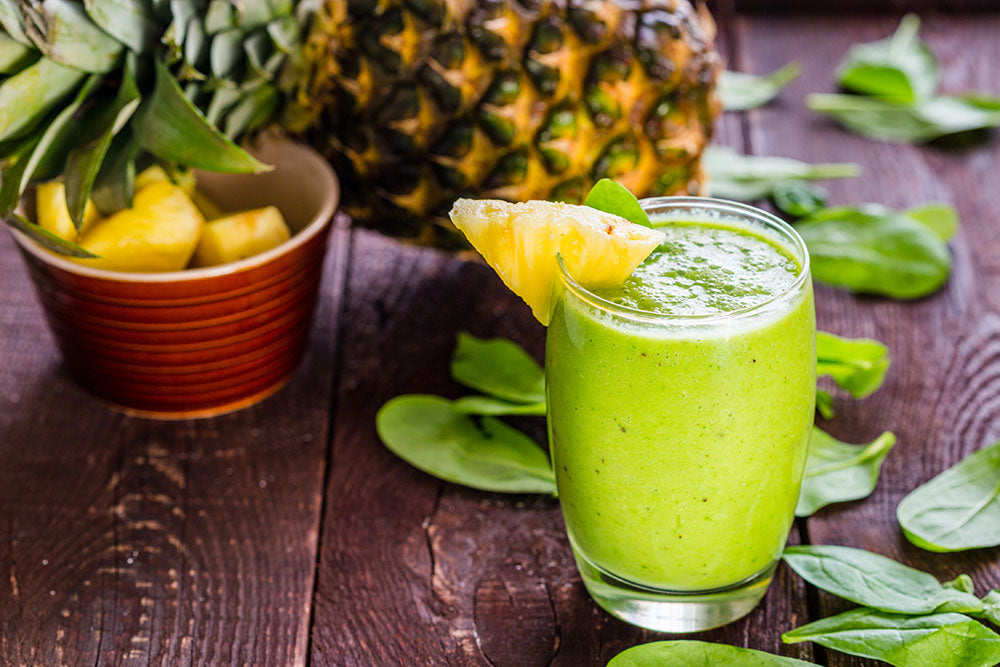 Pineapple & Parsely Immune Boosting Shake