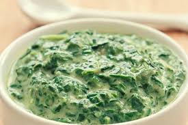 Dairy-free Creamed Spinach