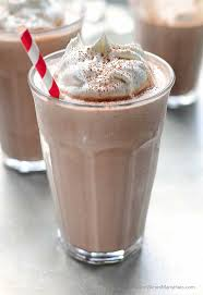 Chocolate Smoothie for kids