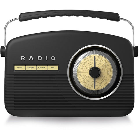 dab retro radio