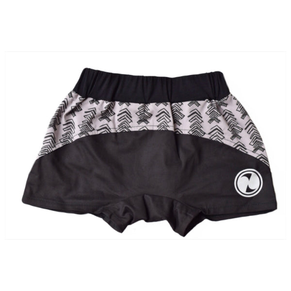 *ON SALE* Black Arrow Harem Shorts