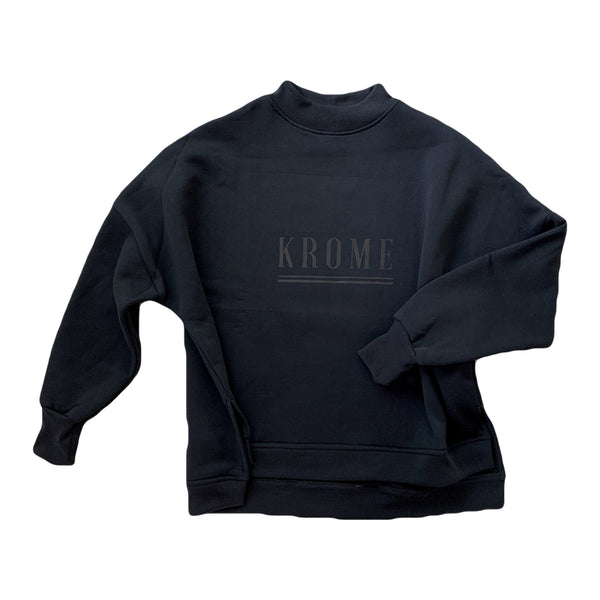 Ladies Krome Sweater - Black
