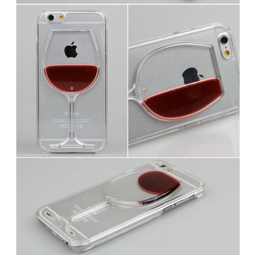 Red Wine Case for iPhone
