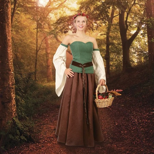 Medieval Costumes for Women – History and Ideas