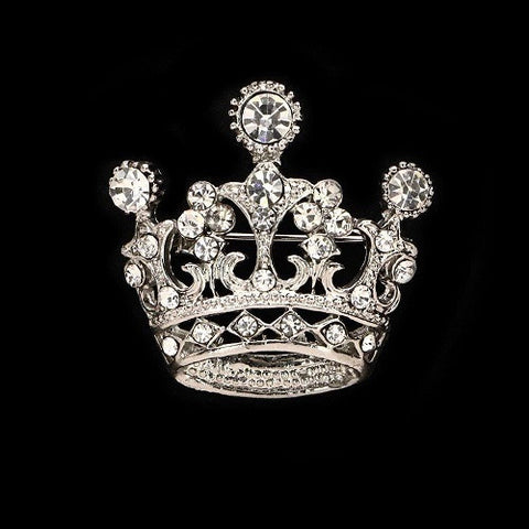 Royal Crown Pin