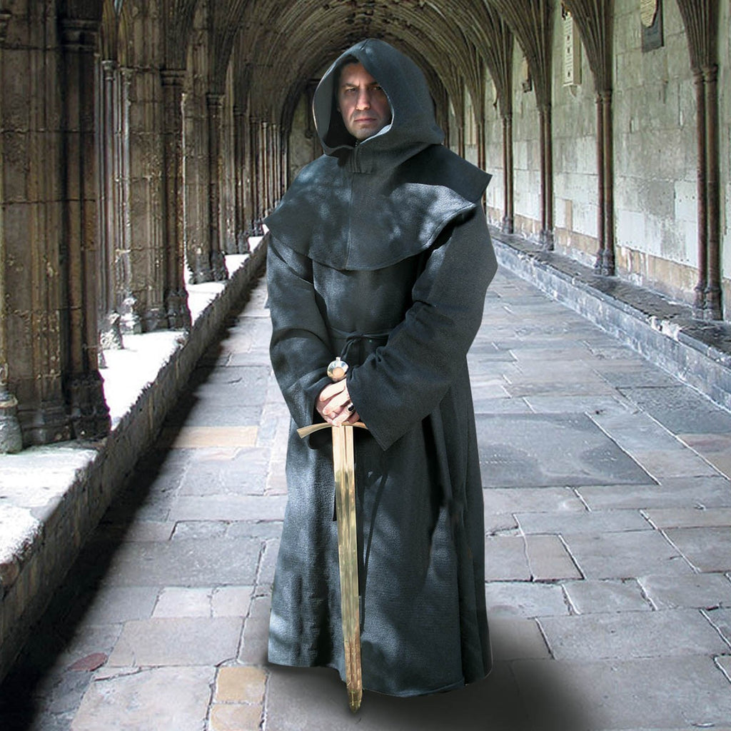 093ff4b660 Medieval monks robe and hood costumes and collectibles jpg 1024x1024 Monk  robes with hoods