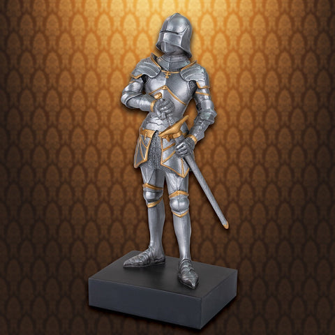 Gothic Knight Statue