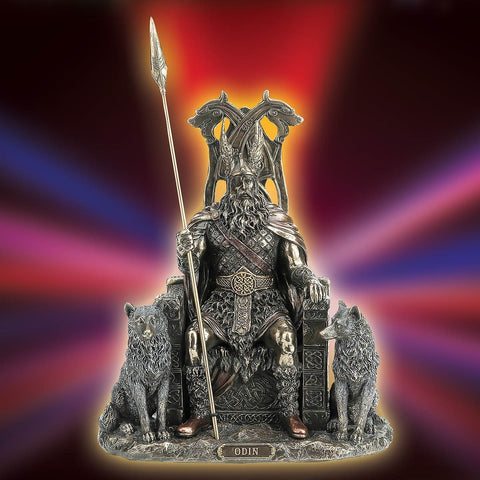 Odin's Throne Statue
